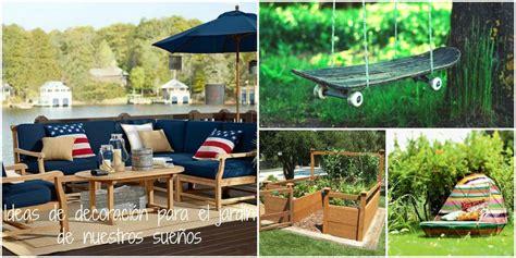 tendencias decoracion jardin | facilisimo.com