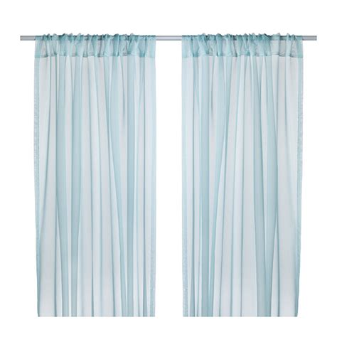 TERESIA Sheer curtains, 1 pair   IKEA