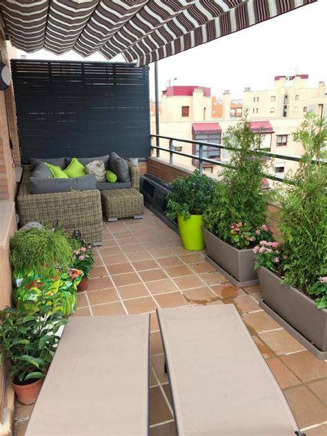 Terraza ático | Complejo Nova