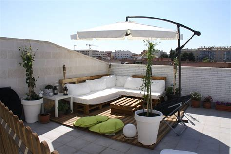 Terraza chill out con palet! | Hacer bricolaje es ...