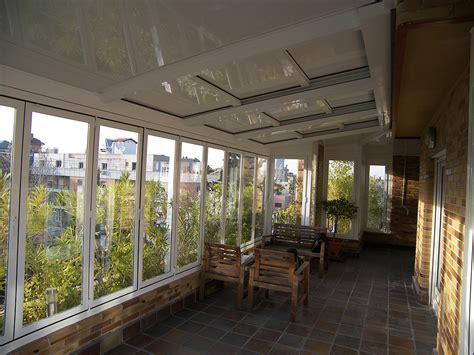 Terraza con techo móvil en Valencia   IMI