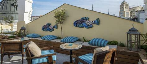 Terraza en la Gran Vía   Hotel Vincci The Mint 4*