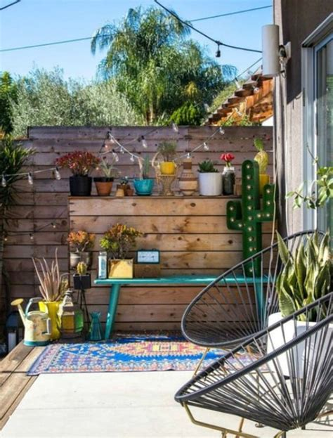 Terrazas Boho Chic. Claves para decorar al estilo Boho Chic.