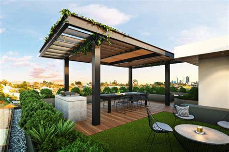 Terrazas con encanto cuarenta diseños con sorprendentes ...