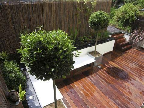 Terrazas con jardin, 50 ambientes perfectos para el ...