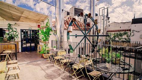 Terrazas de lujo para comer a buen precio en Madrid