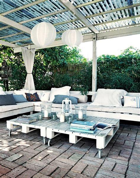 terrazas de palet con encanto – I Love Palets