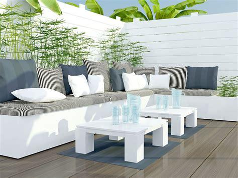 Terrazas: decoración de exteriores con estilo