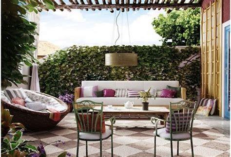terrazas decoradas con encanto | Hoy LowCost