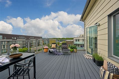 Terrazas en los pisos nórdicos   Blog decoración estilo ...