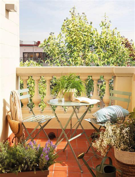 Terrazas: Muebles, mesas e ideas para tu terraza   El Mueble