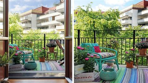 Terrazas: otra cara de los jardines urbanos