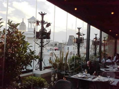 Terrazas para cenar en azotea 2015   Te Veo en MadridTe ...