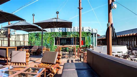 Terrazas para cenar, salir de tapas y tomar cócteles en Madrid