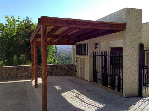 Terrazas, pergolas, cobertizos quinchos, La Cisterna