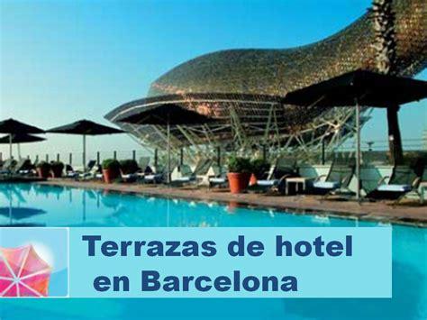 Terrazeo te descubre las mejores terrazas de Barcelona.