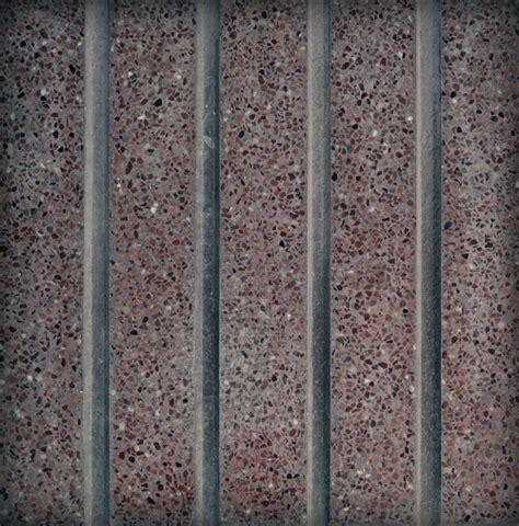 Terrazo relieve pulido 5 barras para exteriores   Terrazos ...