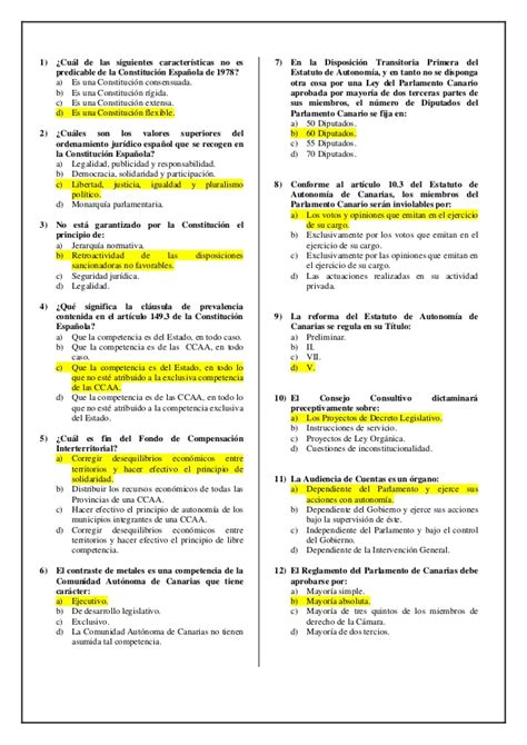 test auxiliar administrativo gobcan