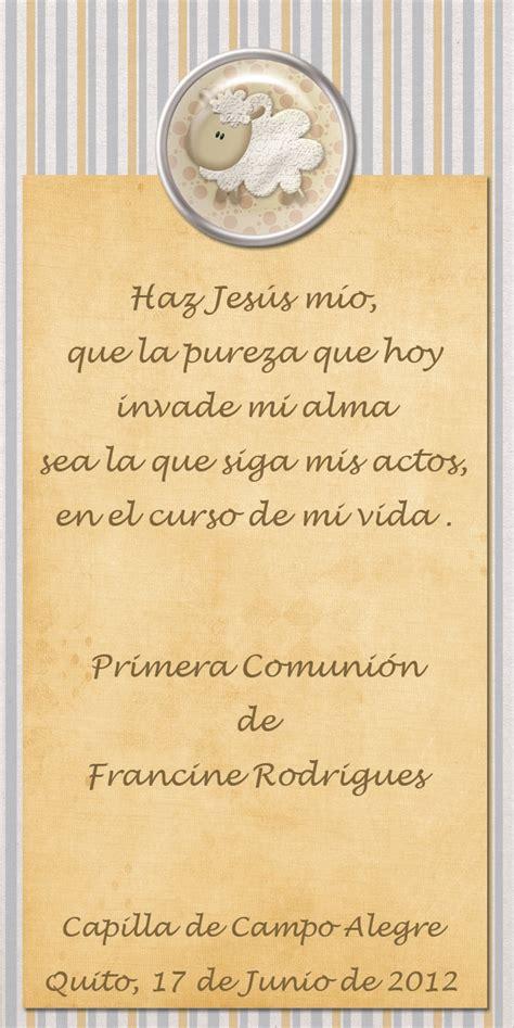 Texto 1a comunión | Primera comunion | Pinterest ...