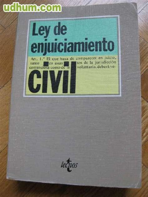 TEXTOS LEGALES ED. TECNOS