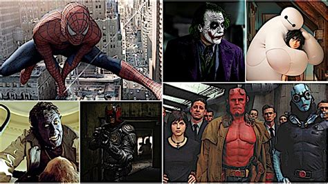 The 100 Best Superhero Movies of All Time :: Movies ...