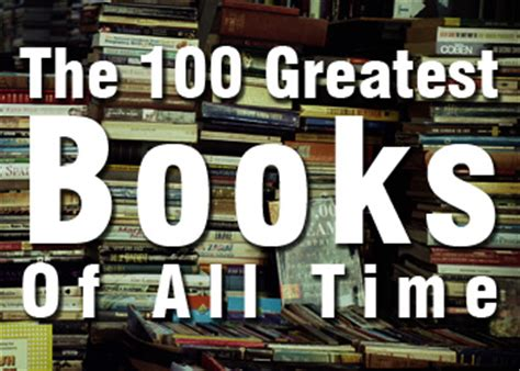 The 100 Greatest Books of All Time | Fandomania