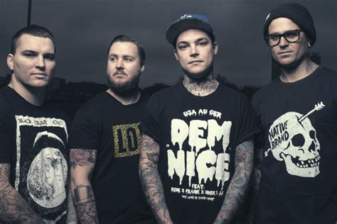 The Amity Affliction drop new single  Shine On , discuss ...