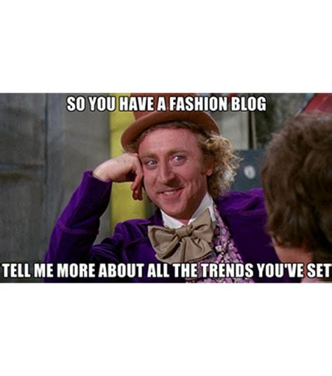 The Best Fashion Memes Of All Time | WhoWhatWear.com