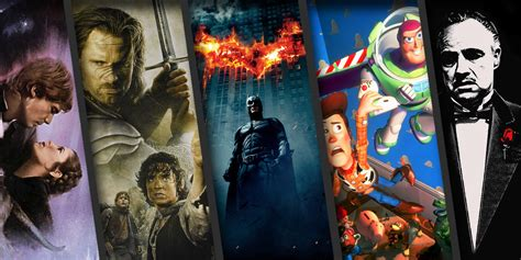 The Best Movie Trilogies Of All Time