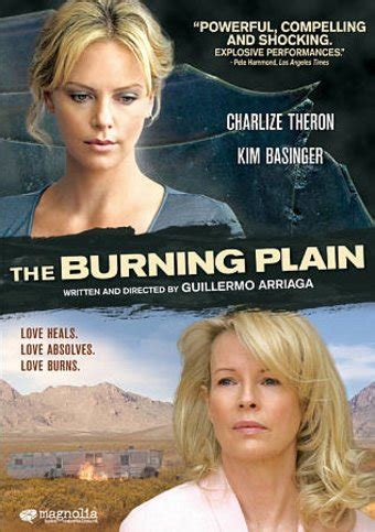 The Burning Plain DVD  2009  Starring Charlize Theron ...