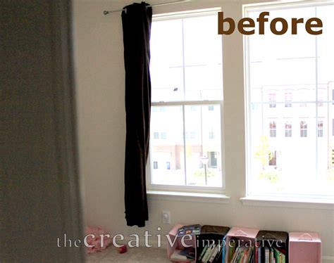 The Creative Imperative: How to Make Your Curtains Longer