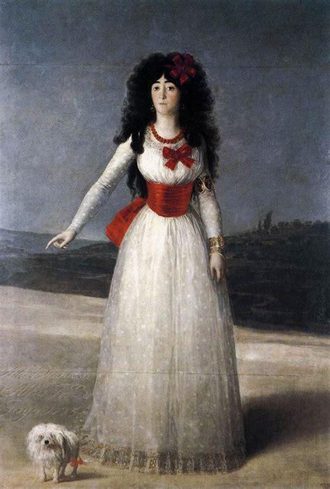 The Duchess Of Alba   Francisco Goya Wallpaper Image