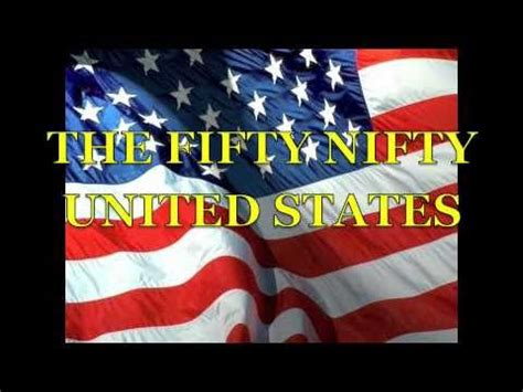 The Fifty Nifty United States   great Video  / ViewPure
