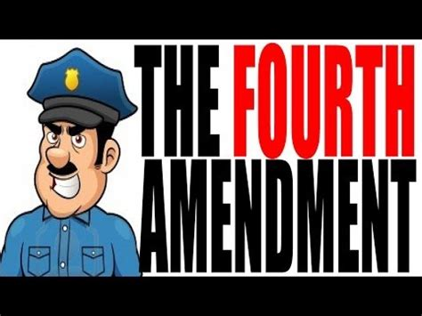 The Fourth Amendment Explained: US Government Review ...