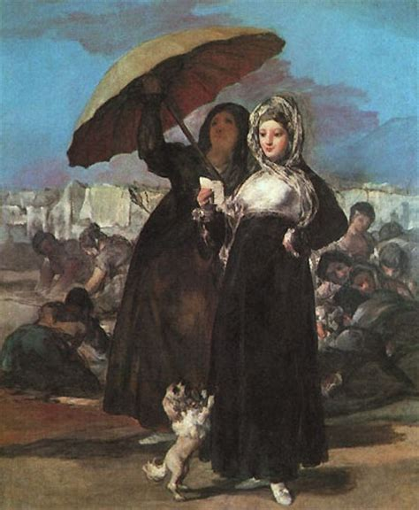 The Most Famous Paintings: Francisco de Goya Biography and ...
