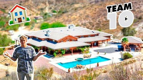 THE NEW TEAM 10 HOUSE?   YouTube