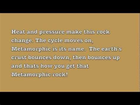 The Rock Cycle Rap  Mr. Beasley / ViewPure