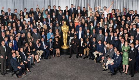 The Stars Come Out For the 2018 Oscar Nominees Luncheon ...