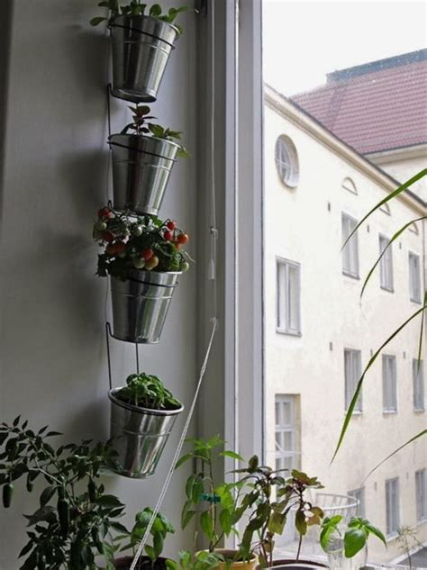 The Urban Garden: Low Cost Solutions from Ikea : Remodelista
