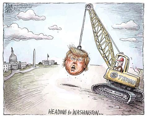 The world draws Trump – POLITICO