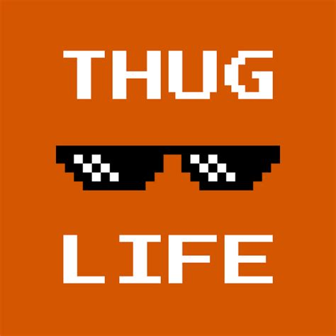 Thug Life Maker   Online Meme Generator