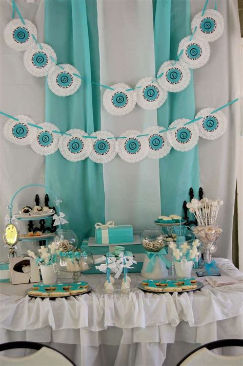 Tiffany s Party First Communion Party Ideas | Communion ...