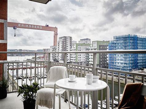 Tipos de terrazas de estilo escandinavo