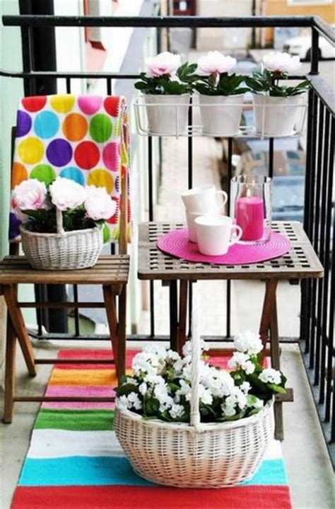 Tips para decorar balcones pequeños con poco dinero ...