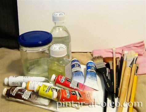 Todo sobre los Aceites para pintar al óleo | Pintar al óleo