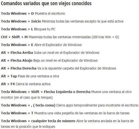 Todo sobre Windows 10: Trucos, atajos, personalizacion ...