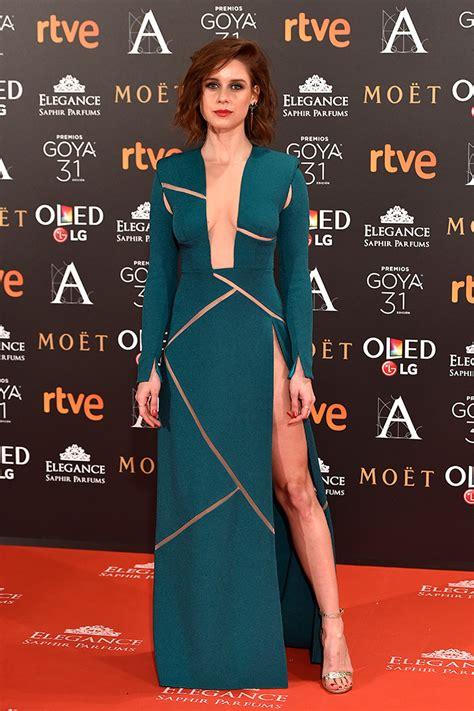 Todos los looks de los Premios Goya 2017   StyleLovely