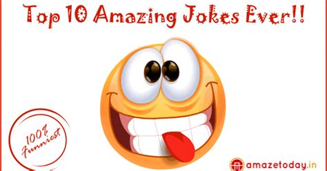 Top 10 Amazing Jokes Ever   Funniest | COMPETITION AFFAIRS