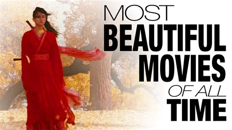 Top 10 Most Beautiful Movies of All Time   YouTube