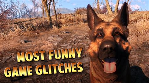 Top 10 Most Funny Video Game Glitches, Fails and Game ...